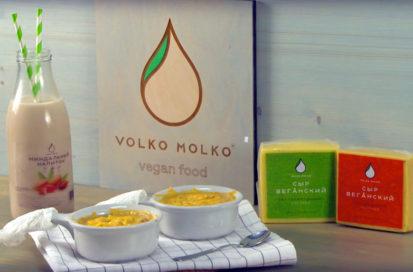 Готовим грибной жульен с веганским сыром VolkoMolko