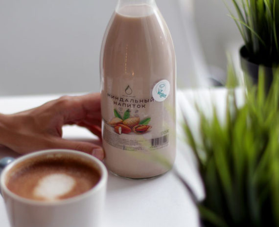 Volko Molko Миндальное молоко