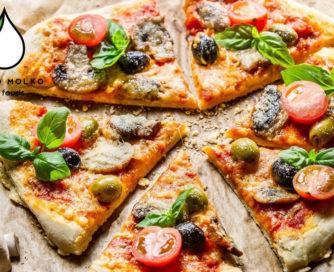 Сыр веганский Volko Molko «Для пиццы»