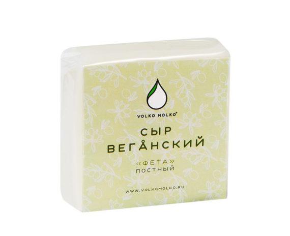 Сыр веганский Volko Molko «Фета»