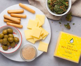 Сыр веганский Volko Molko «Гауда»