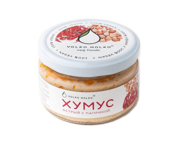 Закуска Хумус «Острый с паприкой»