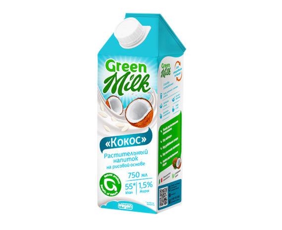 Greenmilk «Кокос»