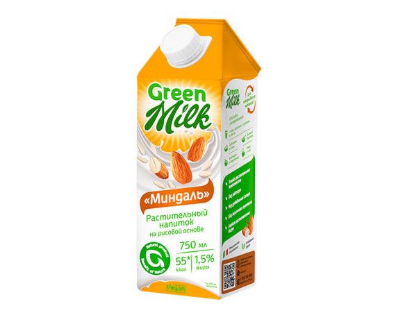 GreenMilk «Миндаль»