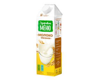 Молоко овсяное оптом