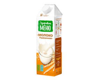 Здоровое Меню «Молоко пшеничное»